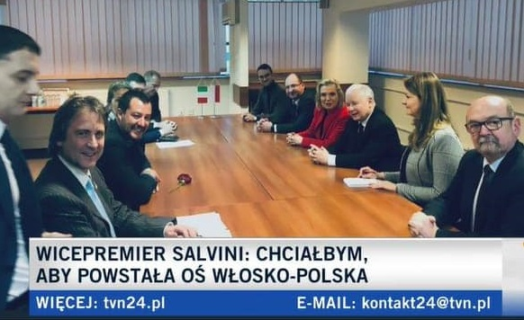 2019 European Parliament elections: Chess Game in Central