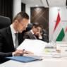 Péter Szijjártó : « Même en ces temps difficiles, la coopération entre les pays du V4 est une réussite »
