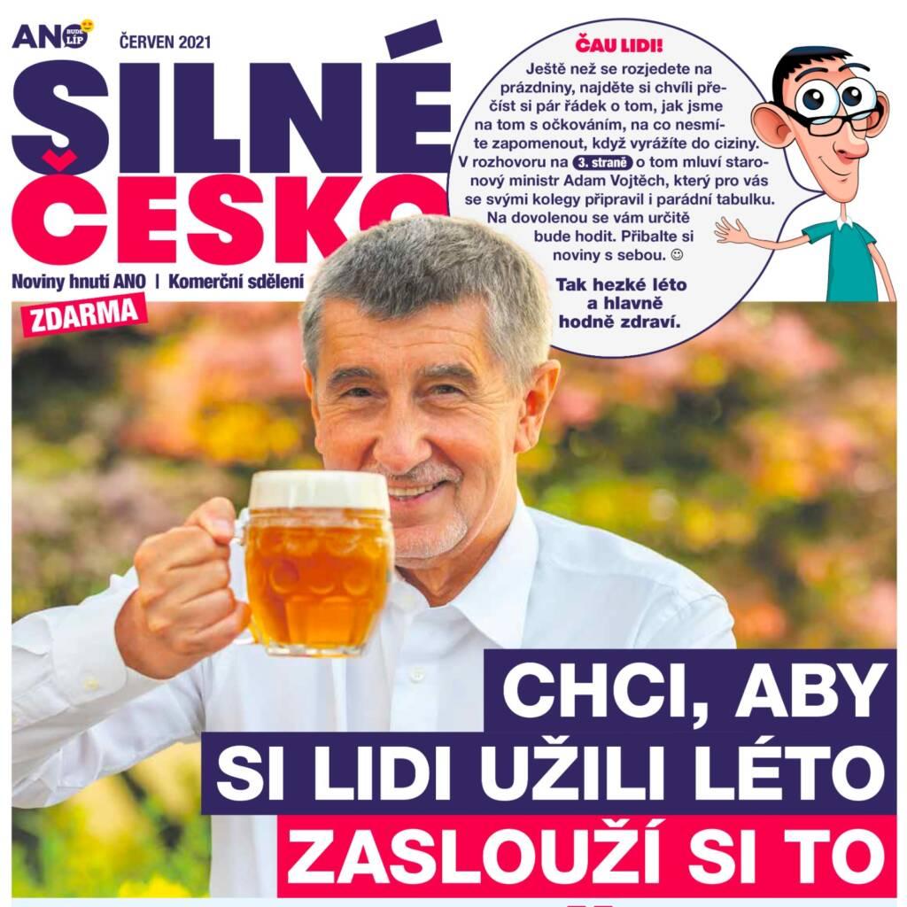 Andrej Babiš : « Nous ne voulons pas partager notre pays »